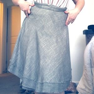 Provincial Peasant Skirt size 6